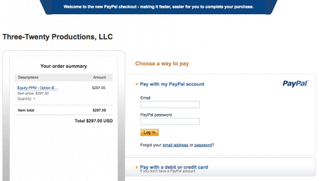 purchase ppm template with paypal – TransCapital Pro